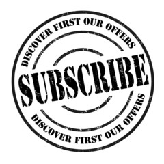 Discove first our offers - Subscribe