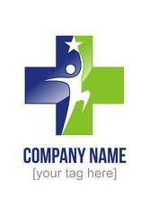 logo cross health