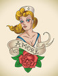 Obrazy na płótnie, fototapety, zdjęcia, fotoobrazy drukowane : Rose of Amore