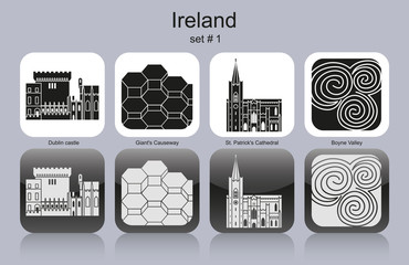 Icons of Ireland