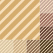 seamless brown, earth tone stripes pattern