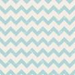 seamless pastel blue chevron pattern