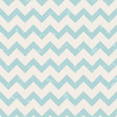 seamless pastel blue chevron pattern
