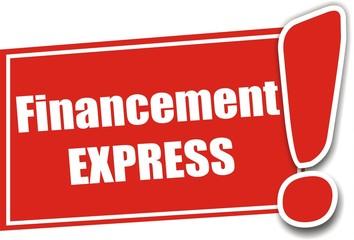 étiquette financement  express