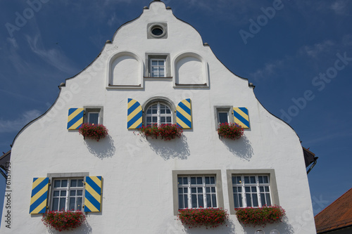 Historical House in Wasserburg