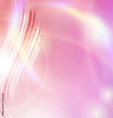 Valentine pink background