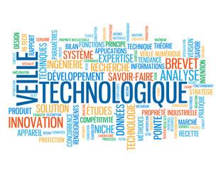 Nuage de Tags VEILLE TECHNOLOGIQUE (recherche innovation brevet)