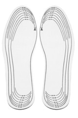 Adjustable Size Shoe Insoles