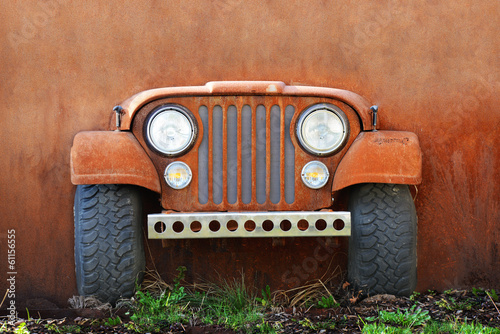 canvas print picture Oldtimer