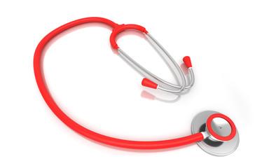 Stetoscopio, sfigmomanometro, dottore, mutua