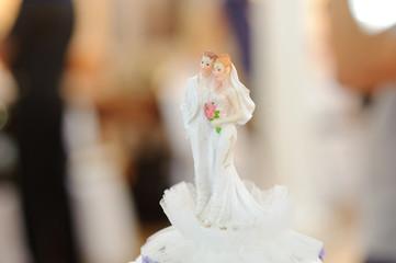 Wedding Figurine for Cake