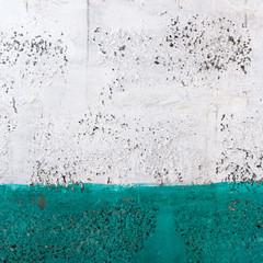 Zielony i biały ściana betonowa tekstura do salonu