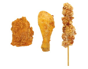 Assorted Fried chicken