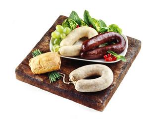 catalonian sausage
