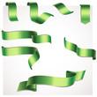 Bänder Set - Grün