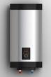 Leinwanddruck Bild - Electrical heating boiler with smart control