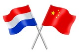 Flags: The Nederland and China