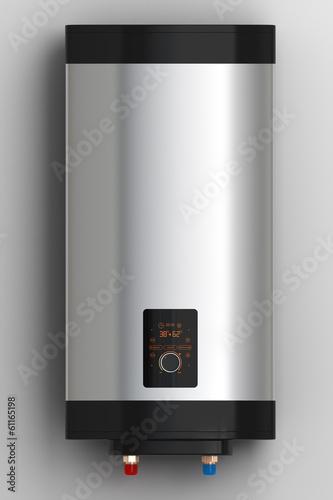 Leinwanddruck Bild Electrical heating boiler with smart control