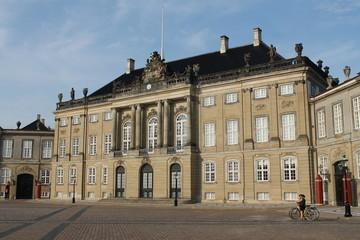 Dänemark Kopenhagen Amalienborg