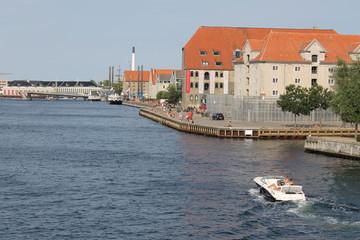 Dänemark Kopenhagen Kanal