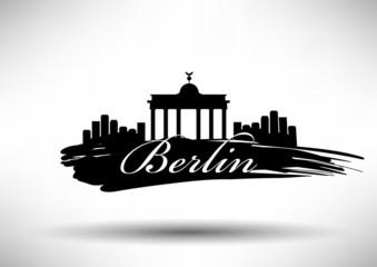 Modern Berlin Skyline Design