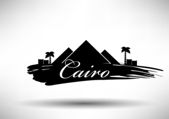 Modern Cairo Skyline Design
