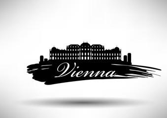 Modern Vienna Skyline Design