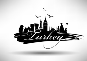 Landmarks of Turkey Design.