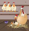 Big egg cartoon
