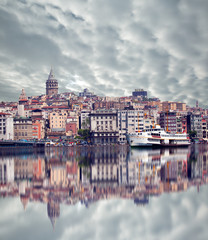 Galat tower, istanbul