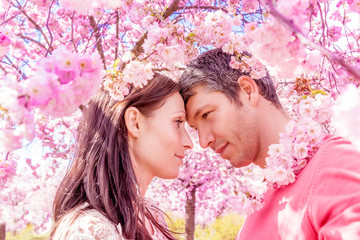 lovers flowering