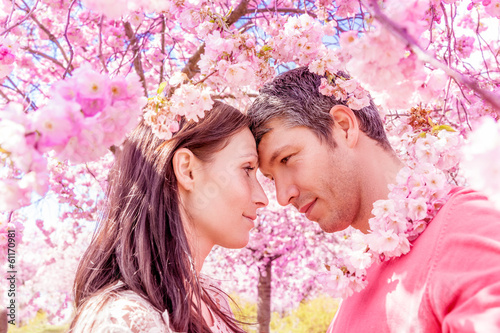 lovers flowering