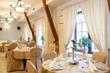 Elegance luxury restaurant