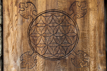 The Flower of life - an ancient symbol of Sacred Geometry