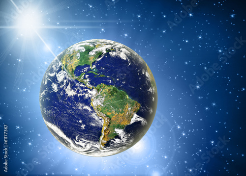 Planet earth. Best Concept of global business from concepts seri