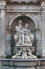 Danubius und Vindobona