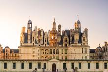Le château royal de Chambord, France