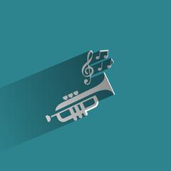 Music. Vector format