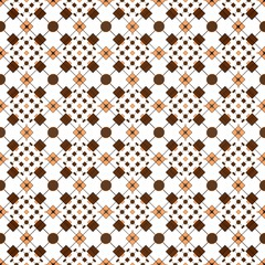 White and brown background