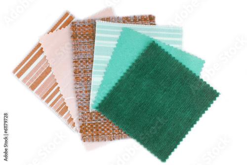 Leinwanddruck Bild color design selection for interior