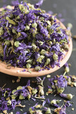Mallow dried flower tea - fiori di malva