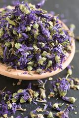 Mallow dried flower tea - fiori di malva