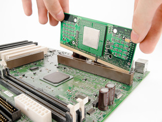 Instaling processor in motherboard