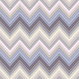 Fototapety seamless multicolor horizontal fashion chevron pattern