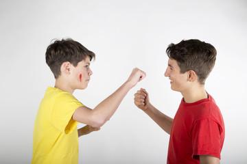Streit unter Brüdern