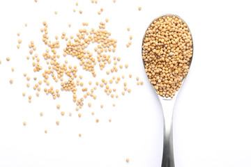 Whole mustard seed