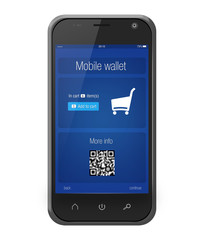 Mobile banking wallet