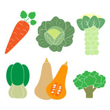 Vegetables with nutritional value