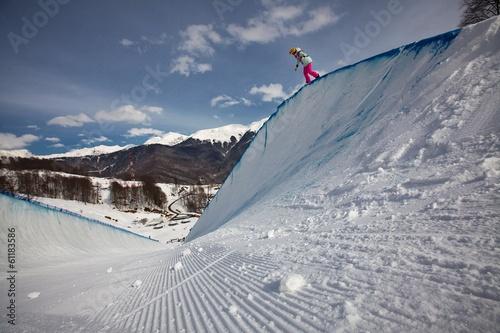 Aluminium Wintersporten Sochi 2014 - Rosa Khutor