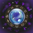 Постер, плакат: знаки зодиака